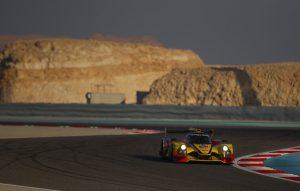 Petualangan Sean Gelael di ajang FIA WEC berakhir di posisi kelima pada balapan yang digelar di sirkuit Sakhir, Bahrain, Sabtu (19/11)